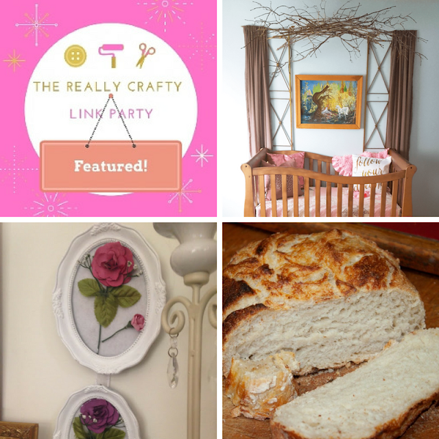 The Really Crafty Link Party #114 featured posts