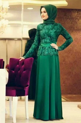Model Kebaya Muslim simpel