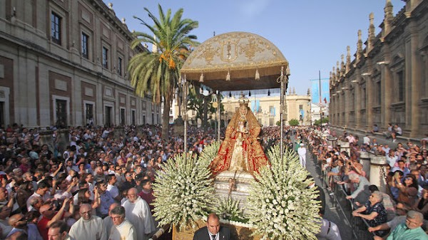 Así celebrará Sevilla la Virgen de los Reyes de 2020