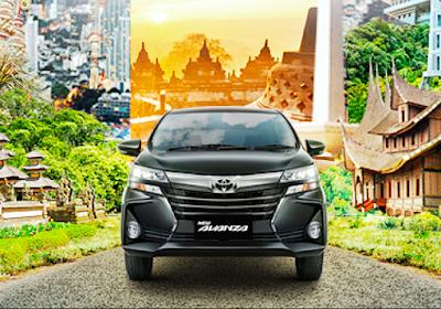 New Toyota Avanza Temani Wisata Keluarga Indonesia