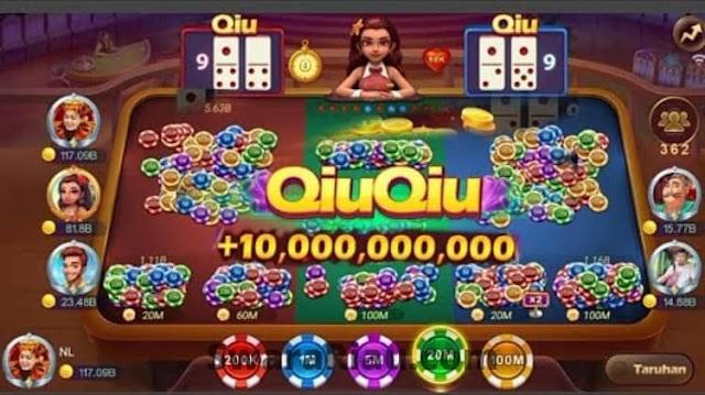 Permainan Bandar Qiu Qiu Higgs Domino Island