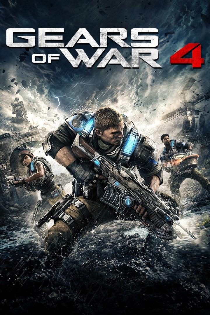Gears of War 4 Torrent (PC)