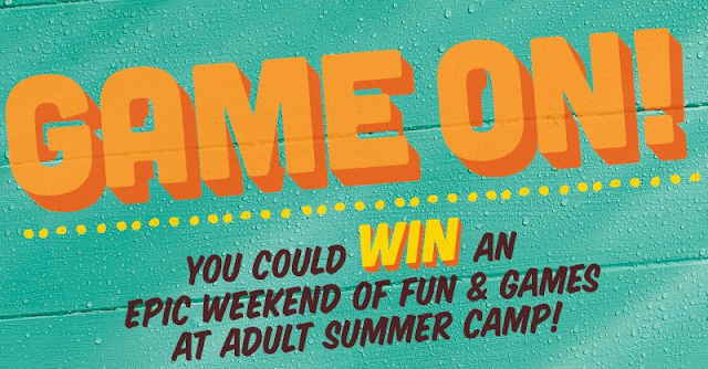 Malibu Rum is giving away TEN epic weekend vacations, to Adult Summer Camp in Kent, Connecticut, full of fun and games!