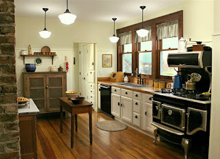 Keller Home Kitchen