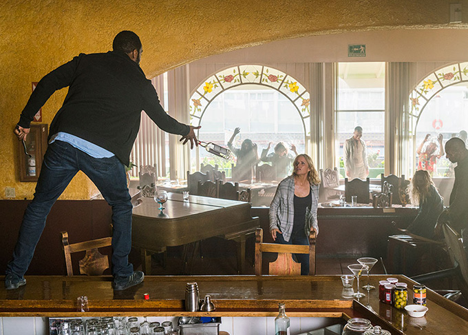 Fear The Walking Dead 2x09 Los Muertos AMC