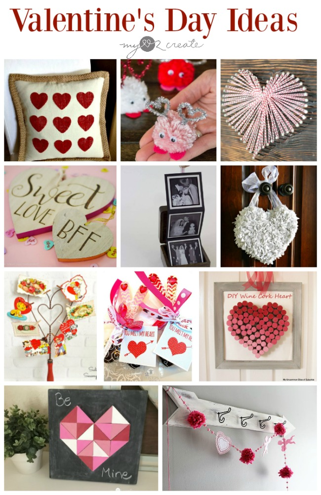 Easy to make Valentines Day Ideas, MyLove2Create