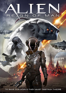 Alien Reign of Man 2017 Dual Audio 720p WEBRip