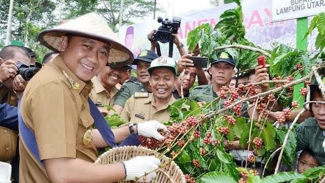 Bupati Lampung Utara Kena OTT KPK