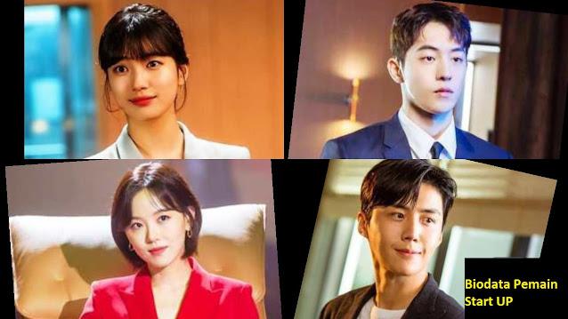 Biodata Pemain Drama Korea Start Up