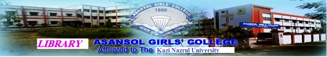 Library-Day, Asansol Girls' College