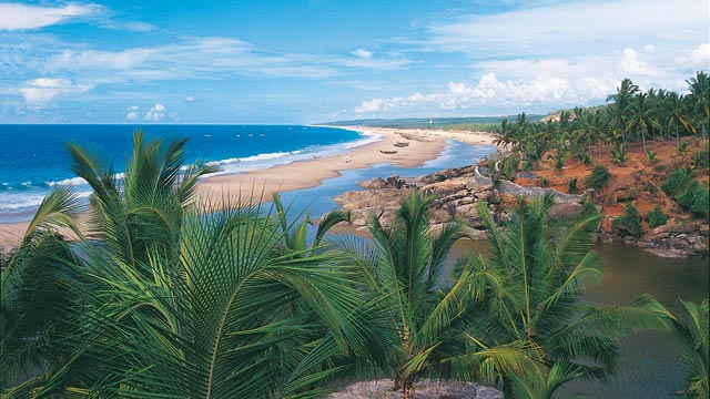 Secret Beach, Kerala