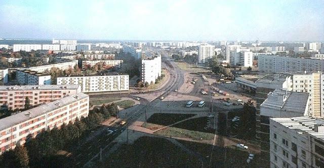 Dzelzavas iela Minksa 1989 g