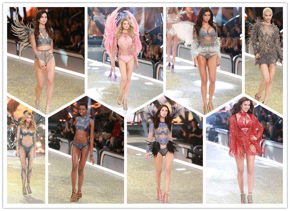 2016 Victoria's Secret Fashion Show - Bright Night Angel