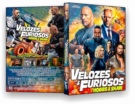DVD VELOZES E FURIOSOS 9 - ISO