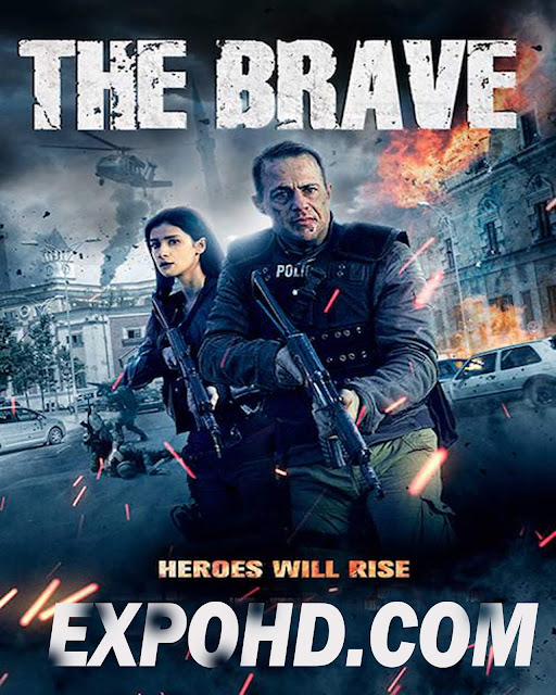 The Brave 2019 IMDb 480p | Esub 600Mbs [Watch Now] Download | G.Drive