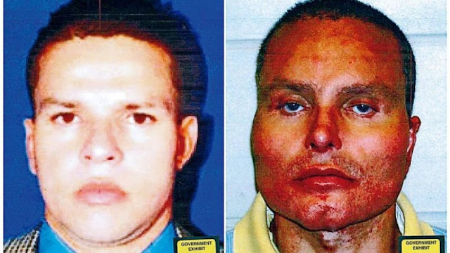 En Narcogalan ahora desfigurado sapo contra El Chapo Guzman