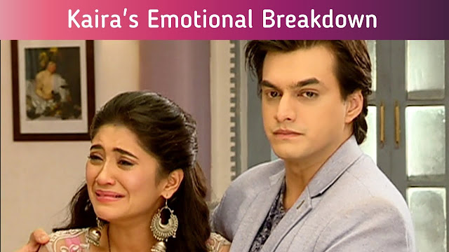 Big Twist : Naira refuses to stay out of Samarth Gayu's personal fight  in YRKKH