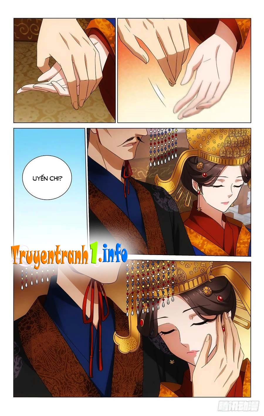 Vương Gia ! Không nên a ! chap 349 - Trang 8