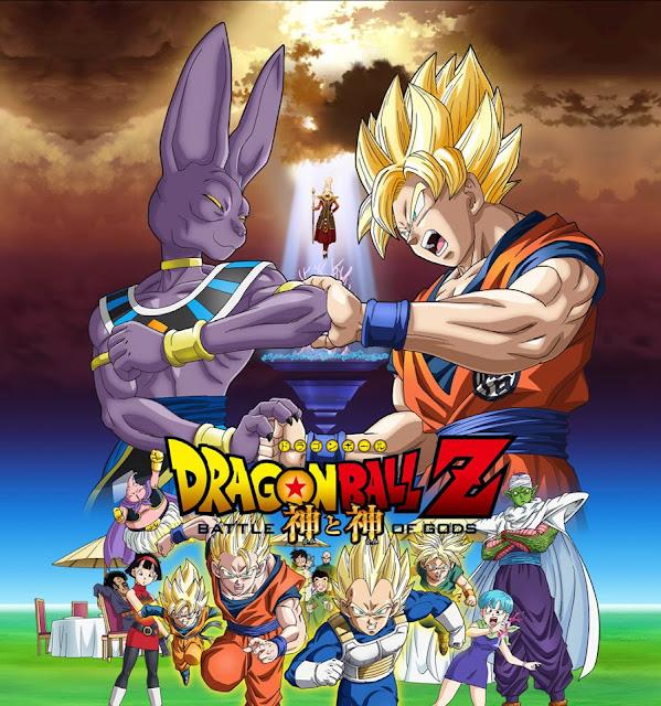 dragon ball z a batalha dos deuses dublado 720p
