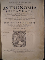 "A title page for ""Astronomia Instaurata."""