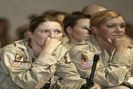 Foto Telanjang Wanita  Korps Marinir AS Tersebar
