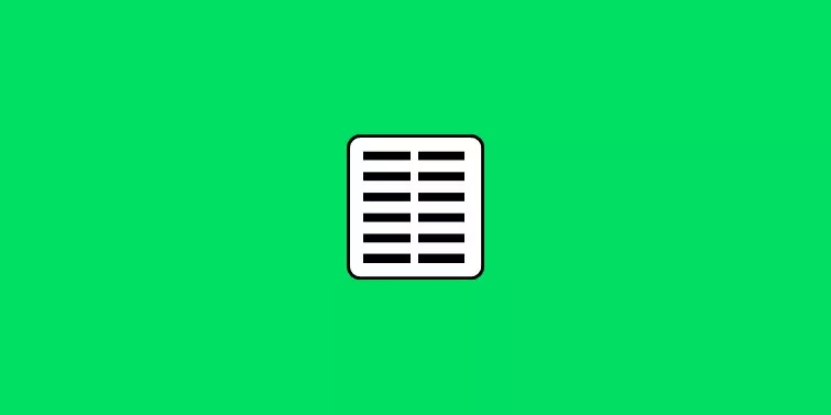 Cara Membuat Tulisan Kolom Koran di Google Documents