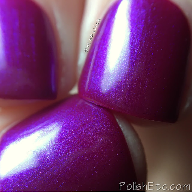 Whimsical Ideas by Pam - Holiday 2016 - McPolish - Merry Berry