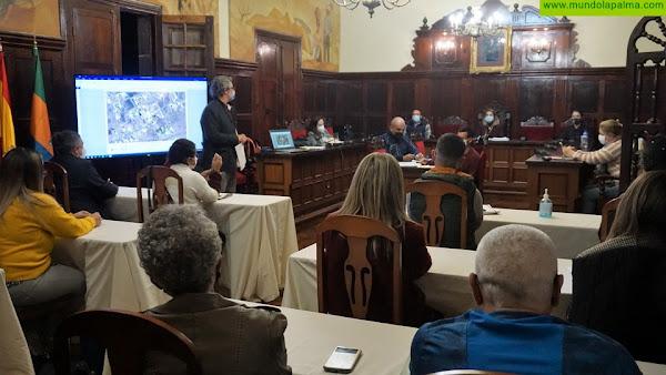 Los Llanos de Aridane celebra la primera comisión de seguimiento de los Presupuestos Participativos 2021