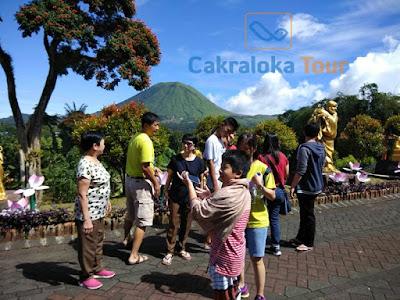 Paket Wisata Manado Bunaken 4 Hari 3 Malam Cakraloka Tour