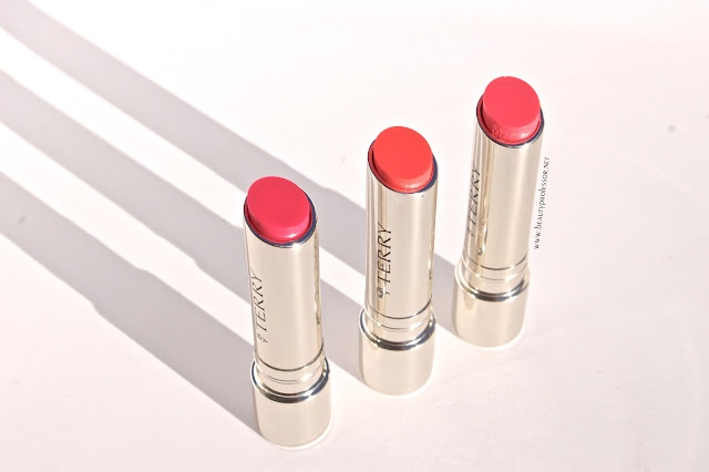 by terry sun cruise collection lipstick swatches