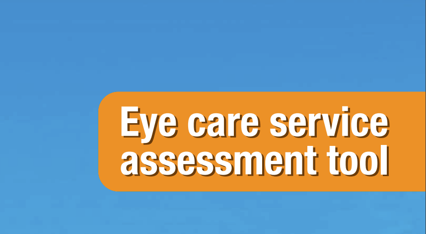 Eye Care Service Assessment Tool (ECSAT)