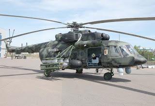Mi-8AMTSh-VN Rusia