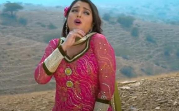 Bhojpuri song : यूट्यूब पर छाया आम्रपाली एवं निरहुआ का गाना, 20 लाख मिले व्यूज