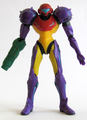 Samus out of the box 1