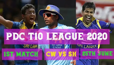 Who will win CW vs SH 1st T10 Match