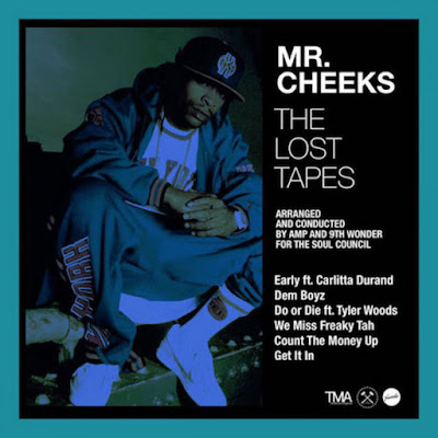 9th Wonder & Mr. Cheeks - The Lost Tapes
