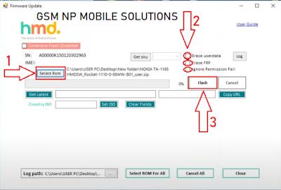 How To Flash NOKIA HMD DeviceKit Flash Tool & FRP, Factory Reset