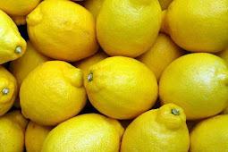 30 Manfaat Buah Lemon Bagi Kesehatan Dan Kecantikan