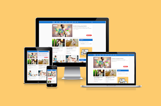 Volta Redesign Free Download Blogger Template