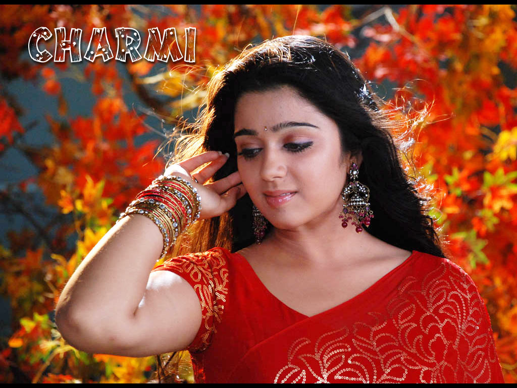 Telugu All Heroines Pictures Wallpapers: Magazines-time: Charmi Wallpapers,telugu Heroine Images