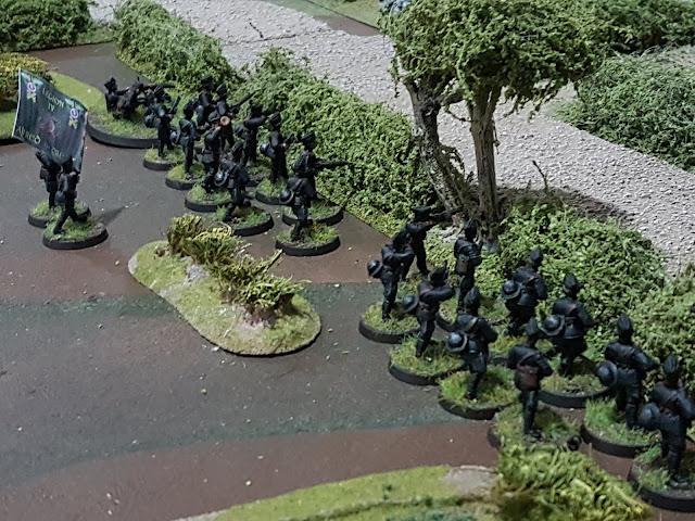 b.u.f infantry vbcw battle of barnard's farm