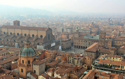 panorama torre asinelli Bologna