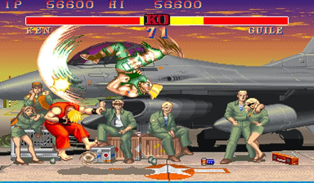 Download game street fighter 2 for pc
