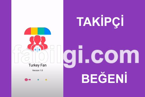 Instagram Turkey Fan v1 Uygulaması Takipçi Hilesi 2021