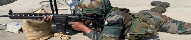 Army Uses 'Jugaad' To Turn The American SIG-716 Into A Mean Rifle For Soldiers At LoC