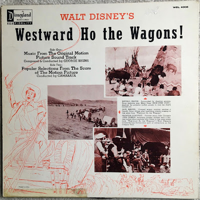 Walt Disney's Westward Ho the Wagons!