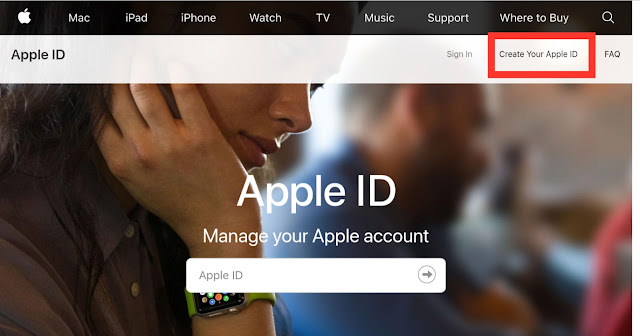 How to Create Apple ID