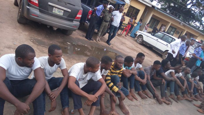 Futo Students arrested for cultism