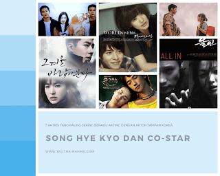 aktor romantis korea