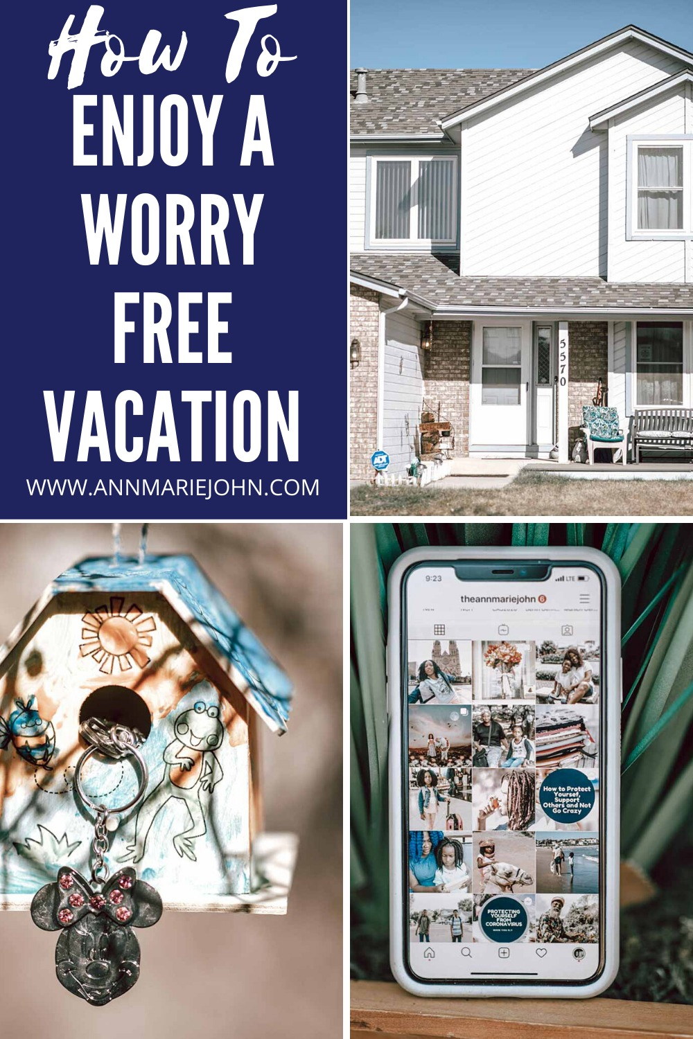 Enjoy a Worry-Free Vacation